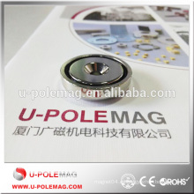 N42 Neodimio Magnet Pot con certificados ISO / CE