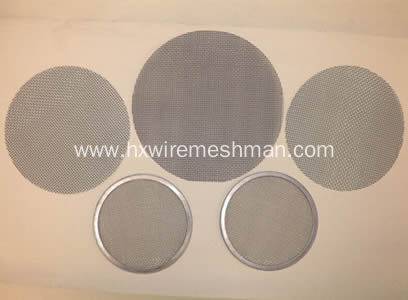 Stainless Steel Screen Gaskets