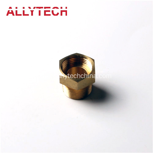 Precision Steel Turning Machinery Parts