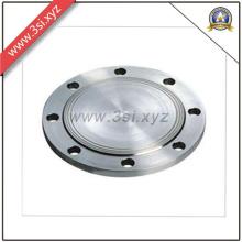 Brida ciega de acero inoxidable para válvulas (YZF-151)