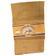 Bolsa de malla Leno / bolsa de malla Raschel / bolsa de malla tubular (Hebei Tuosite Plastic Net)