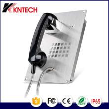 Sistema de intercomunicación VoIP Teléfono de emergencia de ascensor robusto Knzd-07