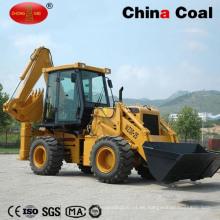 Cargadora frontal de la retroexcavadora hidráulica WZ25-16 de China