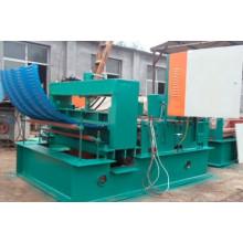Tipo de telha de aço colorido e centro de serviço no exterior disponível Serviço pós-venda Forjado máquina de formação de rolo de arco