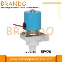 Low Pressure Plastic Drinking Water Solenoid Valve 24V