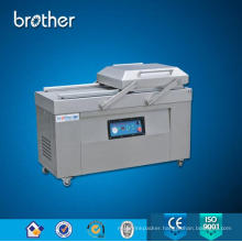 Double Chamber Automatic Busch Vacuum Pump Vacuum Packing Machine
