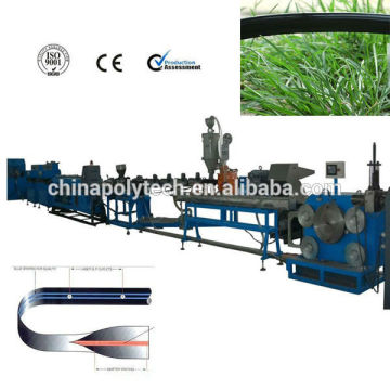 Labyrinth Strip Embedded Drip Irrigation Pipe Extrusion Line