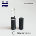 Plastic cosmetic slant lip tube lipstick packaging