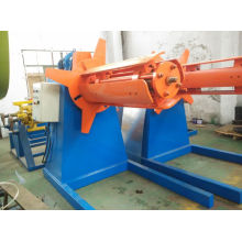 Velocidade de trabalho 30m / Min Decoteador hidráulico de 5 Ton