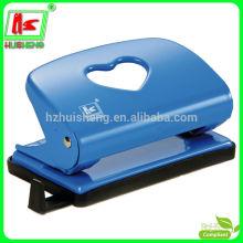 HS210-80 em forma de coração 2 furos metal novidade furo punch