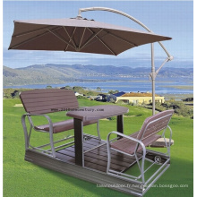 Swing chaise /Swing chaise de rotin (4012)