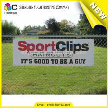 Good quality PVC printing famous outdoor banner printing and outdoor stadium advertisment banner