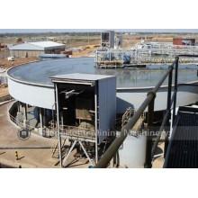 Gx High Efficiemcy Thickner para la planta de procesamiento de minería