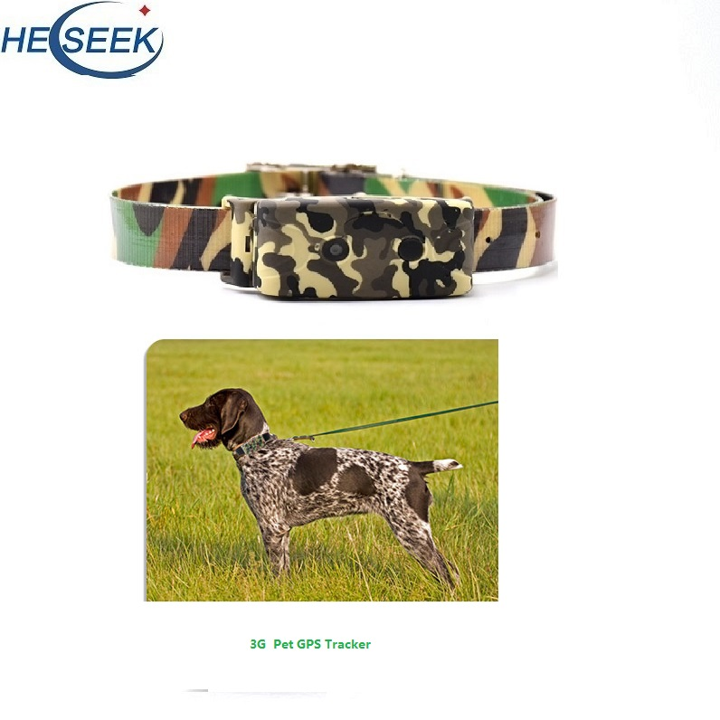 3G Pet Finder GPS Dog Anti-Lost Device