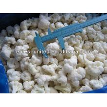 Coliflor congelado a granel