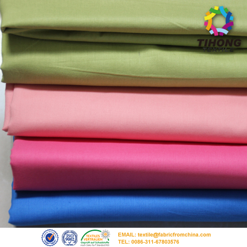 wholesale poplin fabric from china