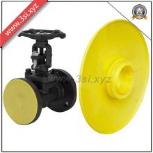 Válvula de plástico ASTM usado Flange cobre (YZF-H118)