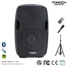 Factory Supply 10 Inches Plastic PA Speaker with Good Quality