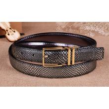 New Fashion fake snake PU woman and lady belt