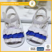2015 lovely Sweet lance suspension en caoutchouc de haute qualité lastest design chaussures pour enfants sandales pour fille