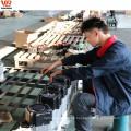 hecho en china motor de la grúa de 0.5kw que viaja