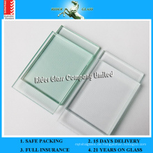1.3-19mm großes transparentes Glas mit CER SGS AS / NZS2208: 1996 (1.3-19mm)