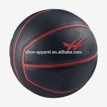 Wholesale indoor or outdoor size 7 rubber basketball