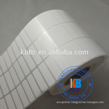 Barcode label sticker thermal transfer label direct thermal paper