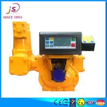 TCS-Durchflussmesser mit elektronischen Register