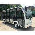 6-12 Sitze Sightseeing Elektroauto Touristenauto mit Tür