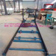 Haute qualité meilleur prix chaîne scierie pour bois Cytting Machine