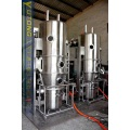 Fluidized Drying Granulator for sawdust tester