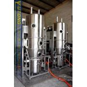 acid fertilizer fluidized granulator