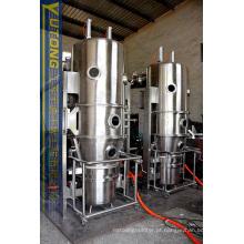 Máquina de granulação para fluidificação de comprimidos e cápsulas