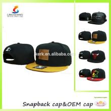 Пользовательские рисунки вышивки логотип шляпы шляпы бейсбол шляпы и шапка