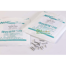 Niti Closed Coil Springs with Eyelets / Without Eyelets