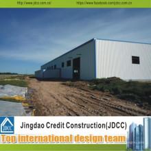 Fácil de instalar y transportar edificios prefabricados