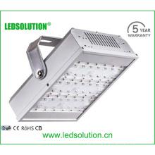 Luz de túnel industrial al aire libre de la iluminación del poder más elevado 120W LED