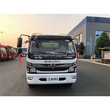 Dongfeng Truck Sewage Suction Tanker Truck