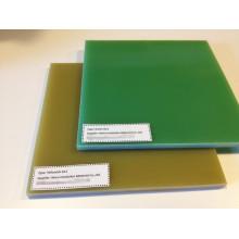 Эпоксидная стеклянная ткань Ламинированный лист Epgc 203