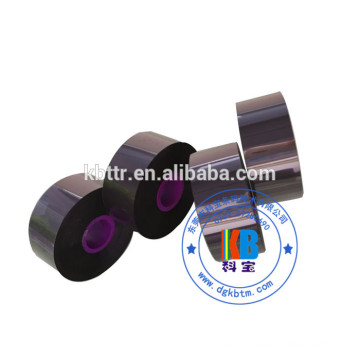 Compatible Markem 9018 Packaging printing machine TTO black printer ribbon