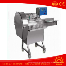 Máquina de corte quente das frutas e legumes do cortador do pepino da cenoura Chd80