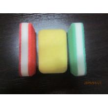 Éponge de filtre coloré