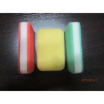 Цветная губка фильтра