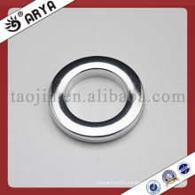 curtain rings,silver color eyelets
