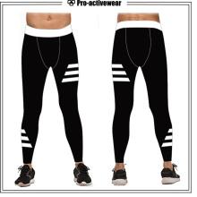 Pantalones deportivos de compresión deportivos Running Leggings Fitness Wear for Men