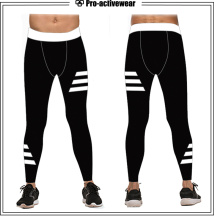 Compression Gym Sports Calças Running Leggings Fitness Wear para Homens