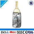 Botella de gel de promoción y envoltura de refrigerador de vino