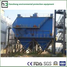Комбинат (мешок и электростатический) Пылеуловитель-индукционная печь Обработка воздушного потока