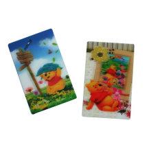 Custom Lovely Plastic 3D Sticker